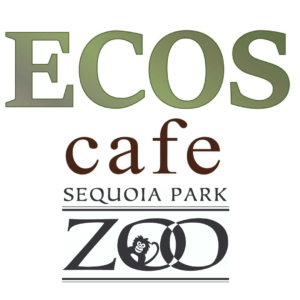 ecos cafe at sequoia park zoo logo