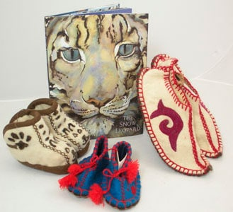 Snow Leopard Trust gifts